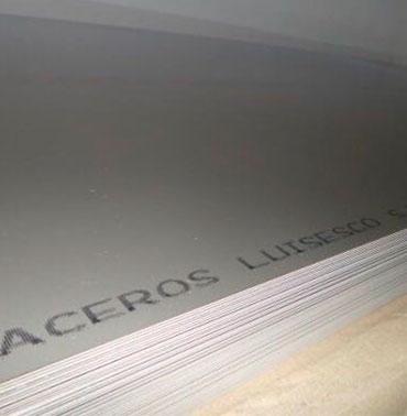Aceros Luisesco - Láminas